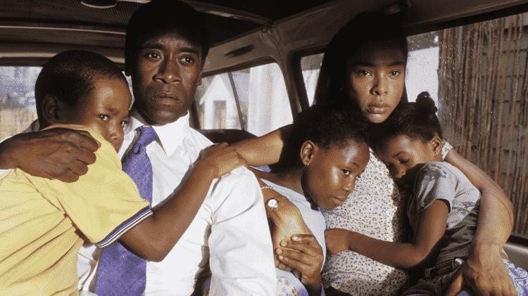 """Cena do filme """"Hotel Ruanda"""" - Reprodução - Reprodução"""