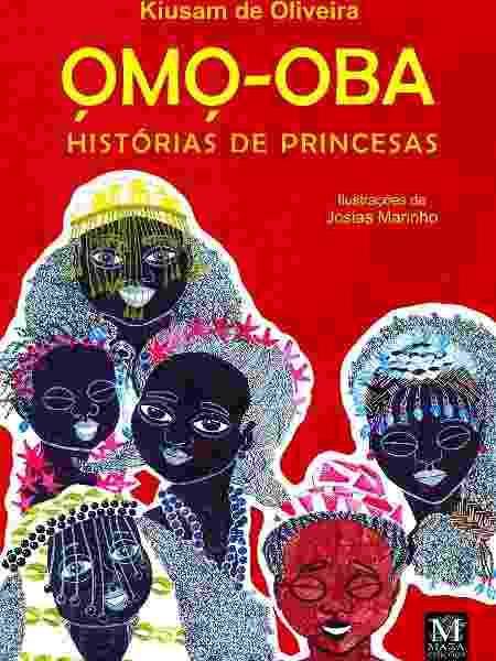 """""""Omo-Oba: Histórias de princesas"""": sobre a cultura Ketu - Divulgação - Divulgação"""