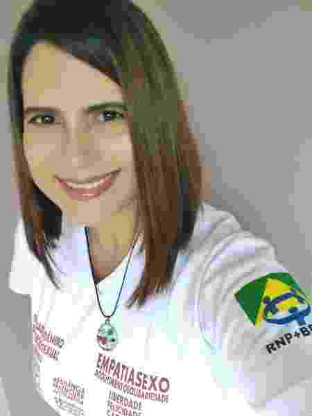 Vanessa Campos - Arquivo pessoal - Arquivo pessoal
