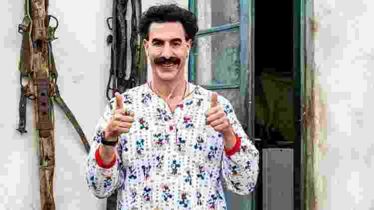 Sacha Baron Cohen retorna como Borat 14 anos depois do filme original - Amazon Studios - Amazon Studios