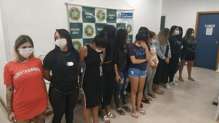 Filha de Belo é presa suspeita de integrar quadrilha de golpes eletrônicos  - 11/11/2020 - UOL TV e Famosos