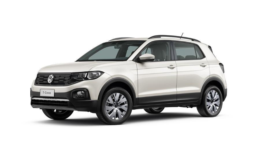 Volkswagen T-Cross Sense 2021 - Divulgação