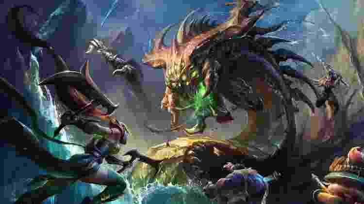 League of Legends 3 - Reprodução - Reprodução