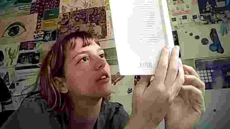 Alessandra - Arquivo pessoal - Arquivo pessoal