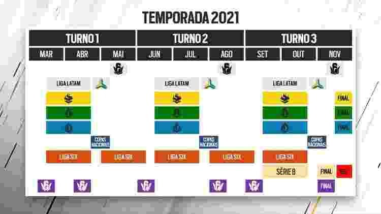 Temporada 2021 Siege - Divulgação - Divulgação