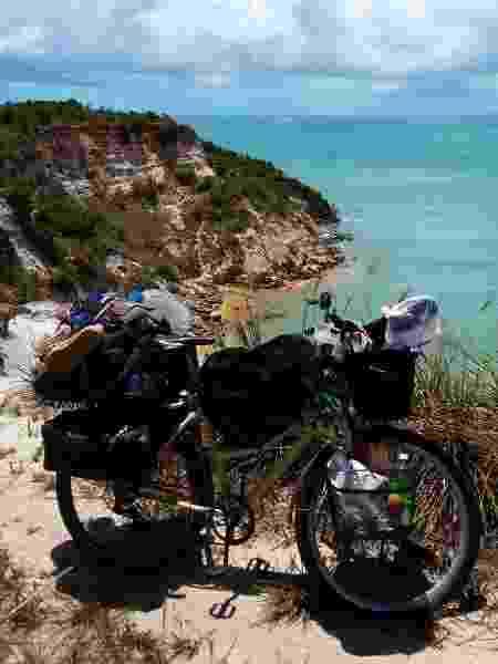 Cajuína no litoral da Bahia - Arquivo pessoal - Arquivo pessoal