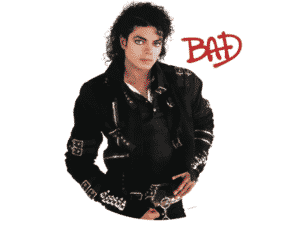 Bad - Michael Jackson - Divulgação - Divulgação