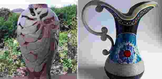 Cunha (SP) é famosa por seus ateliês de cerâmica - Divulgação - Divulgação