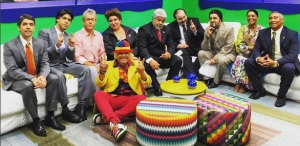 """No """"BBB"""" do """"No Tom"""", os confinados serão políticos - Reprodução/Instagram/tomcavalcante1"""
