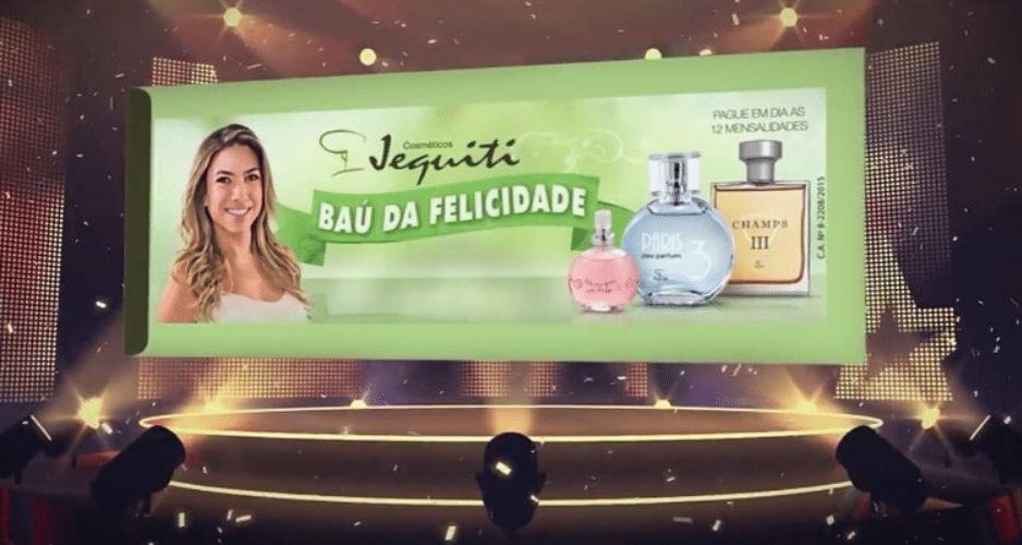 4.dez.2015 - Patrícia Abravanel