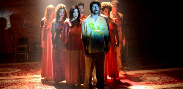 """""""Beatles Num Céu de Diamantes"""" tem sessões no Teatro da Unip - Divulgação"""