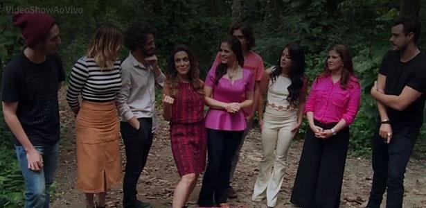 """Globo promove reencontro de atores do """"Sítio do Picapau Amarelo"""" no """"Vídeo Show"""" - Reprodução/Globo"""