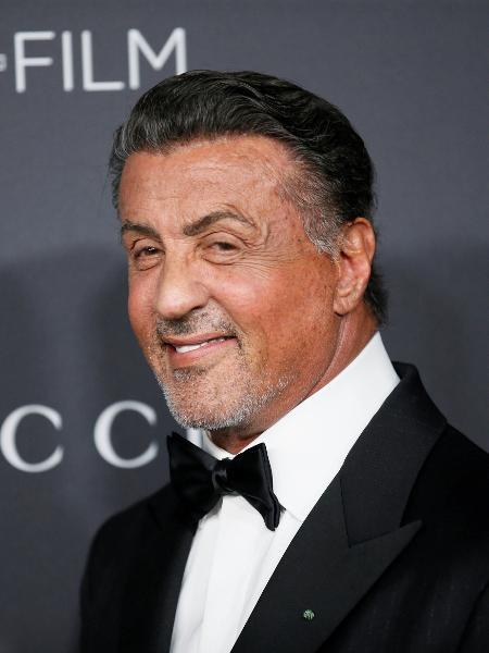 O ator Sylvester Stallone em festa de gala no museu LACMA, em Los Angeles - Danny Moloshok/Reuters