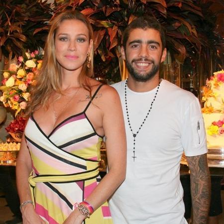 Luana Piovani com Pedro Scooby - RT Fotografia/CS Eventos Divulgação
