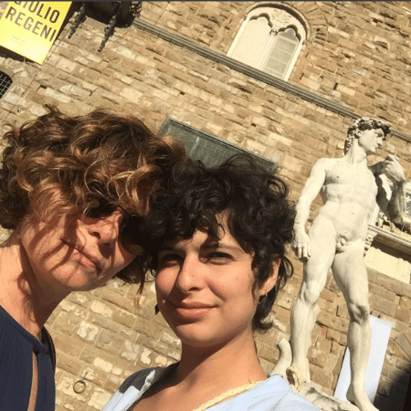 Debora Bloch e a filha, Julia Anquier - Reprodução/Instagram/deborablochoficial