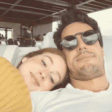 Marina Ruy Barbosa e Xandinho Negrão - Reprodução/Instagram/marinaruybarbosa