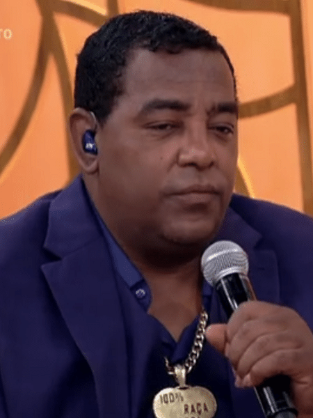 Luiz Carlos gera polêmica ao falar sobre abuso infantil - Reprodução/TV Globo