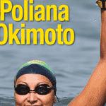 """Capa da biografia """"Poliana Okimoto"""" (Ed. Contexto) lançada em 2017 - Divulgação"""