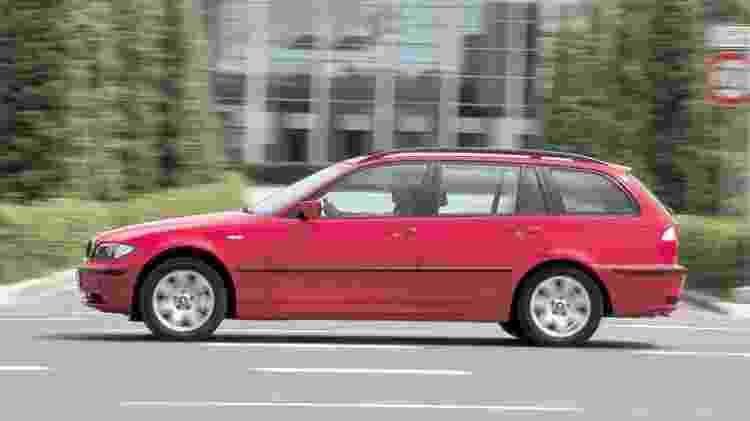 BMW Série 3 Touring - Divulgação - Divulgação