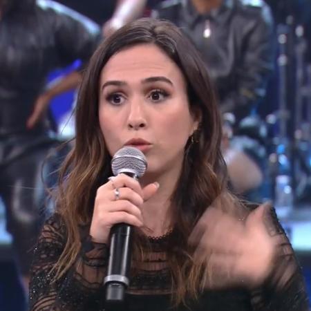 """Tatá Werneck é a protagonista da série """"Shippados"""", que será lançada em 2019 no Globo Play - Reprodução/Globo"""