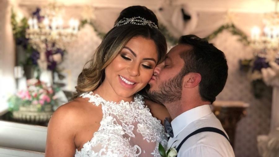 Thammy Miranda e Andressa Ferreira se casam em Las Vegas - Divulgação/Multishow