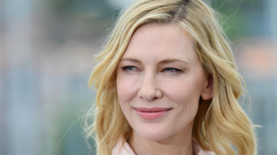 Cate Blanchett, presidente do júri do Festival de Cannes de 2018 - AFP PHOTO / Alberto PIZZOLI