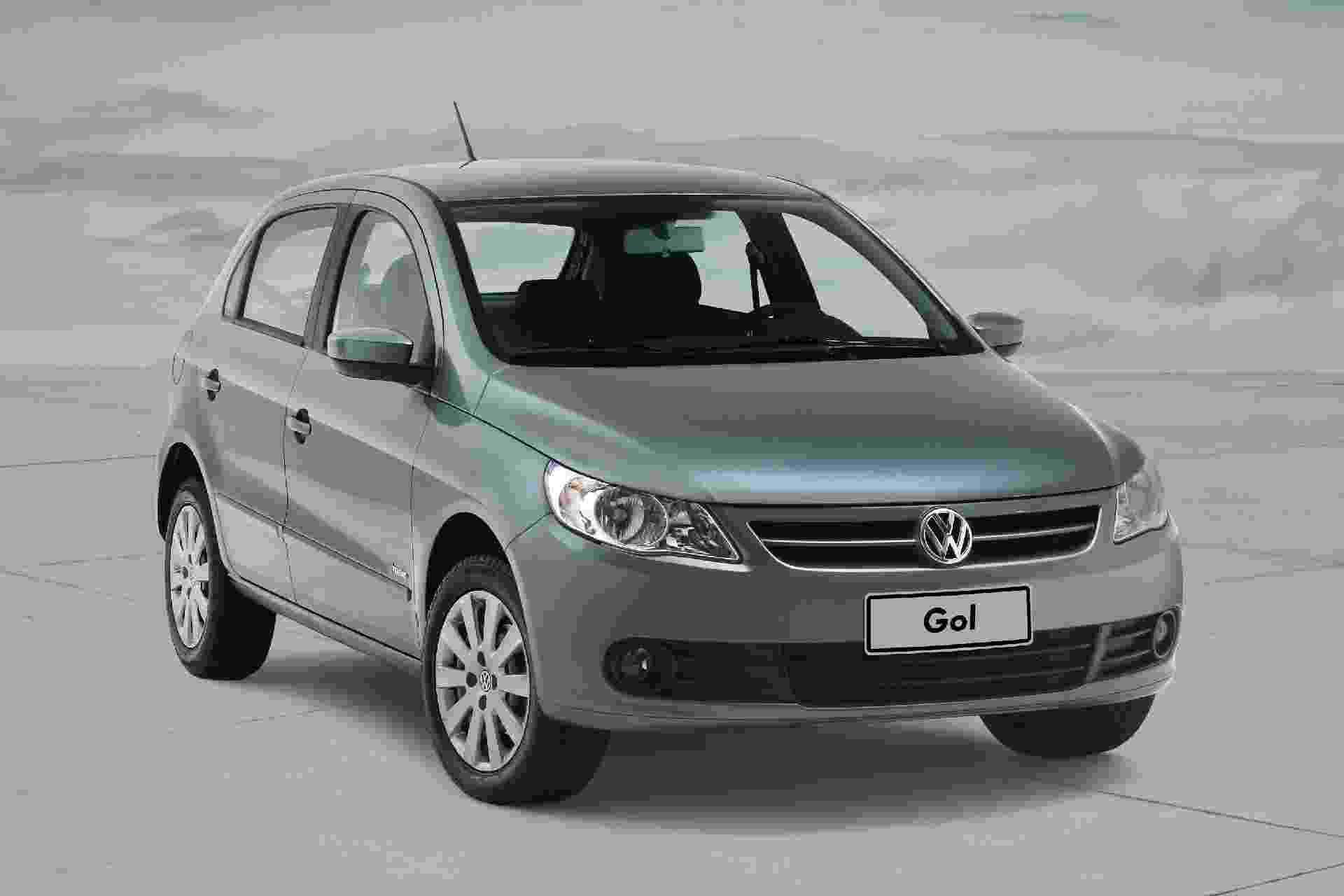 Volkswagen Gol - Divulgação