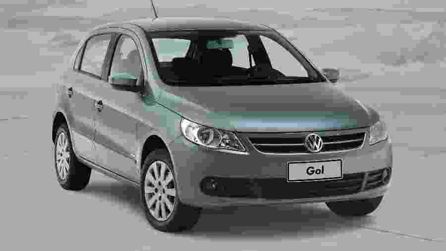 Gol foi o carro zero mais vendido por 27 anos seguidos; apesar de perder o posto, é o usado líder de vendas do país há anos - Divulgação