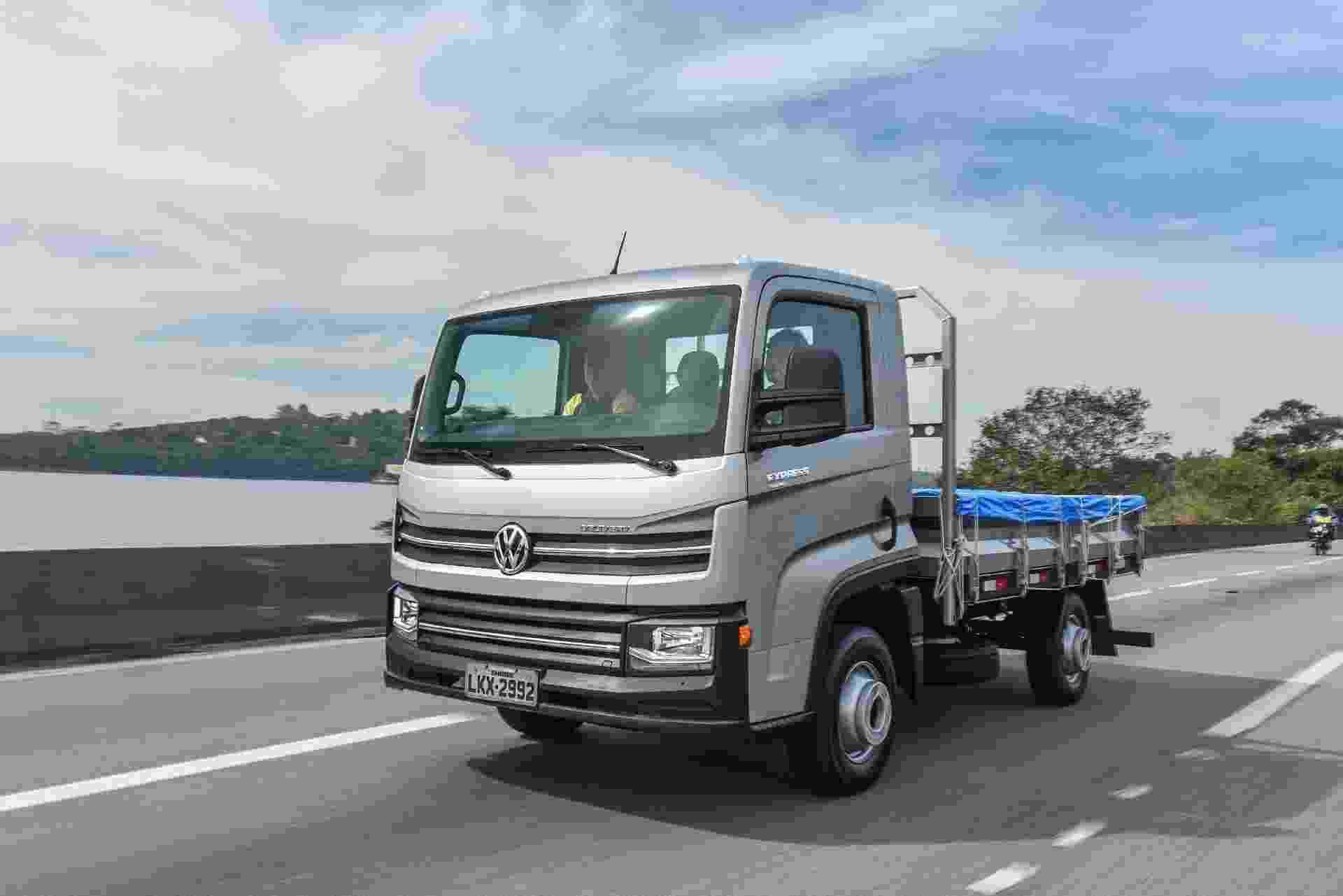 Volkswagen Delivery Express - Frasnelli Fotografia/Divulgação