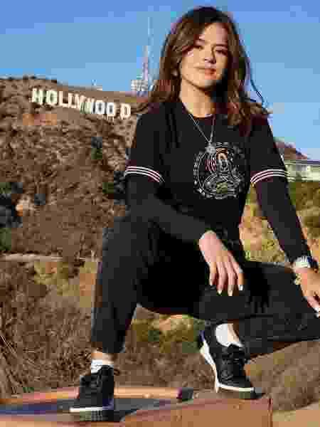 Maisa Silva em Hollywood - Reprodução/Instagram/maisa