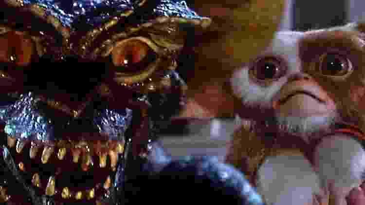 """Cena de """"Gremlins"""" (1984) - Reprodução - Reprodução"""