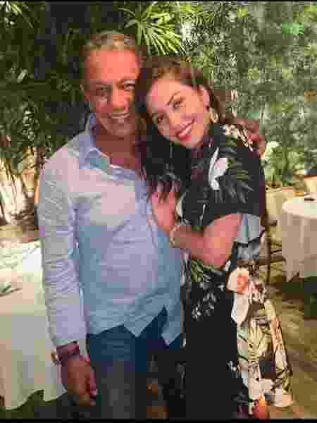 Maria Melilo publica foto com novo namorado - Reprodução/Instagram
