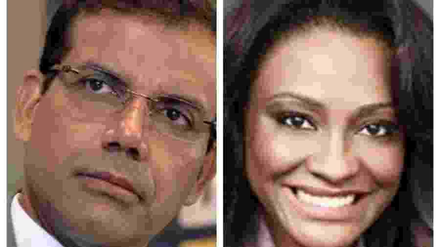 Willian Corrêa e Joyce Ribeiro - Divulgação