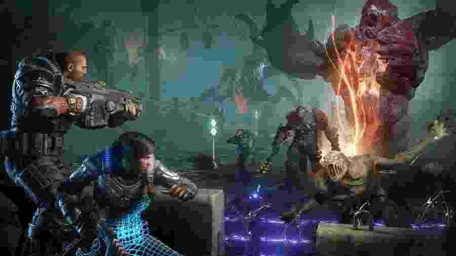 Gears 5 é um dos principais lançamentos da semana - Reprodução