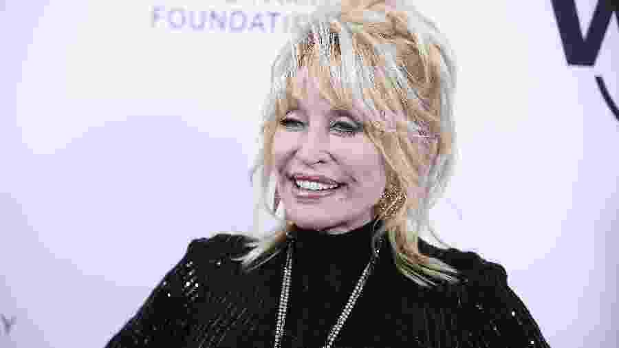 Dolly Parton - John Lamparski/AFP