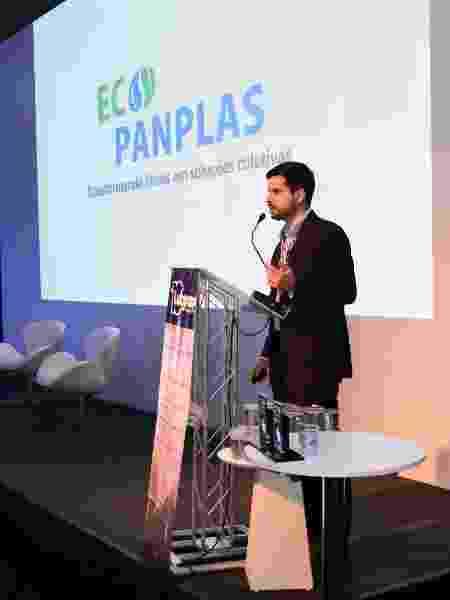 Felipe Cardoso, CEO da Eco Panplas - Divulgação