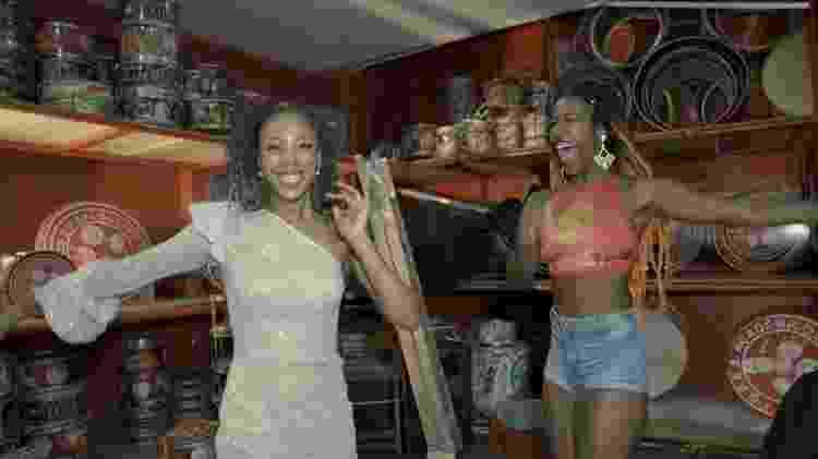 Donas do Baile - Negra Li com Sabrina Ginga - Ep. 7 - Foto 2 - Reprodução - Reprodução