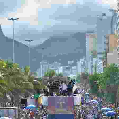 Desfile do Bloco Simpatia é Quase Amor acontece desde 1985 no Rio - Divulgação