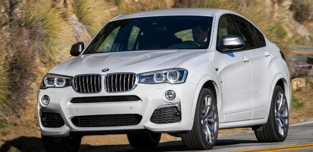 Custa R$ 450 mil   BMW X4 M40i: conheça o SUV para quem não gosta de SUVs