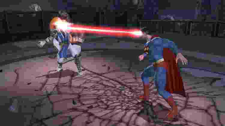 Mortal vs DC -  -