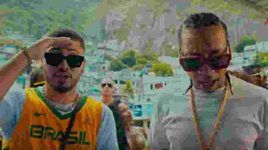 Kevinho lança clipe com participação do rapper Tyga - Reprodução