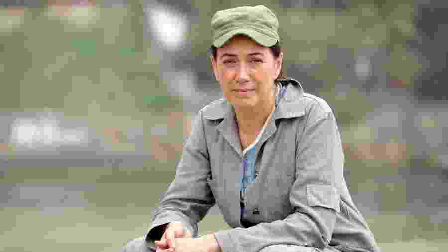 """Lilia Cabral agradece por ter vivido Griselda, em """"Fina Estampa"""". Foi a primeira vez que ela atuou como protagonista em novela - TV Globo/Alex Carvalho"""
