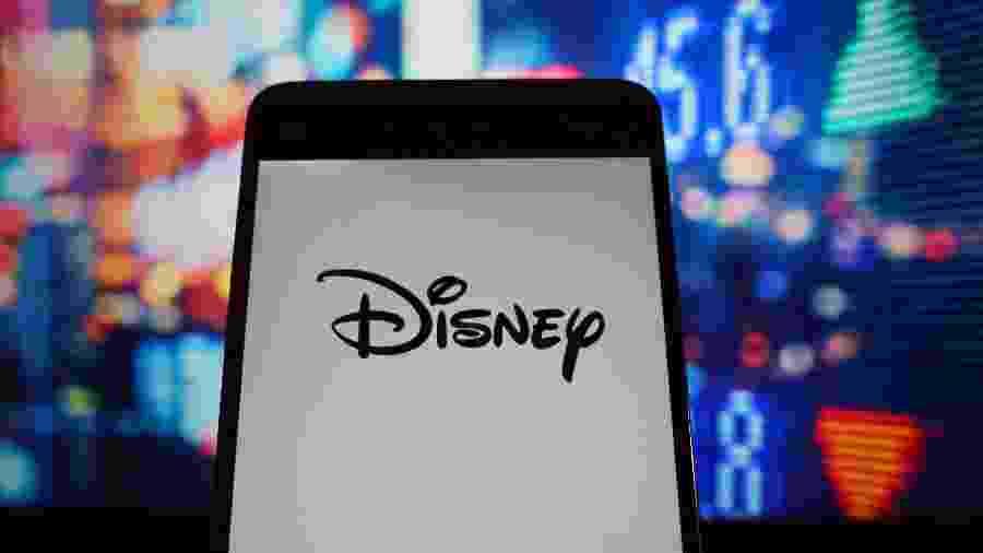 Logo da Disney - Alvin Chan/SOPA Images/LightRocket via Getty Images