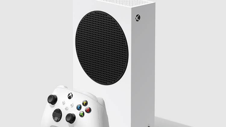 Videogame Xbox Series S - Divulgação / Microsoft - Divulgação / Microsoft