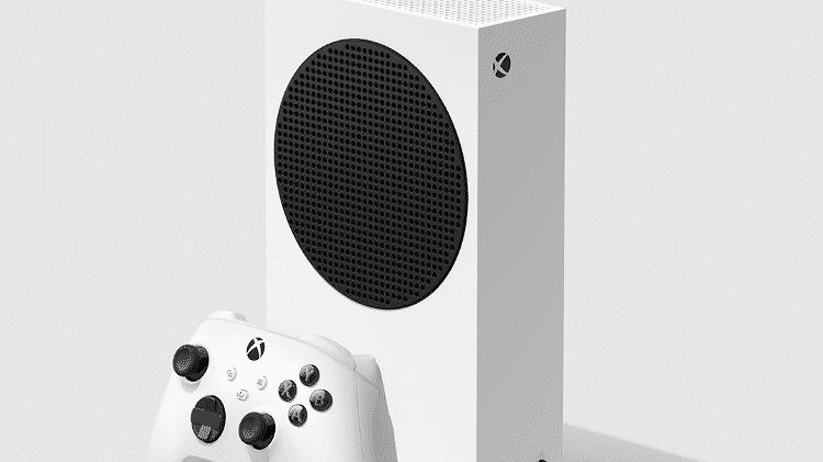 Xbox Series S versão barata - Divulgação/Microsoft - Divulgação/Microsoft