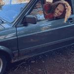 Nos stories do Instagram, Luísa postou imagens de Vitão enguiçando o carro... - Reprodução/Instagram
