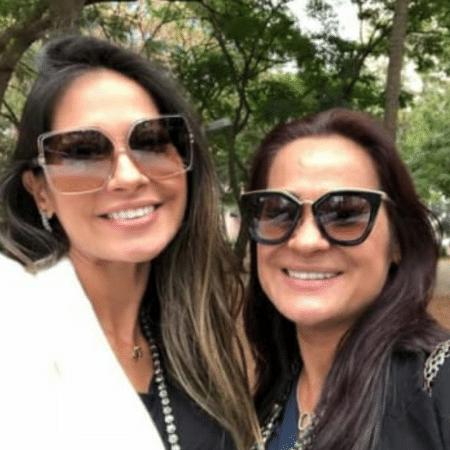 Mayra Cardi e sua mãe, Vandha Ramos - Reprodução/Instagram
