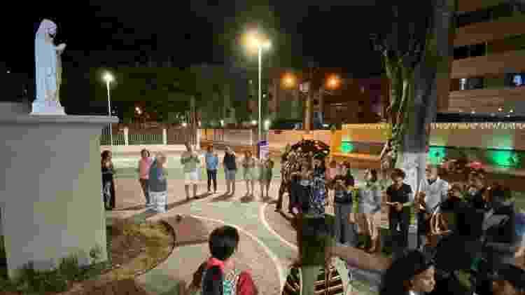 Praça - Câmara dos Vereadores de Maceió/Divulgação - Câmara dos Vereadores de Maceió/Divulgação