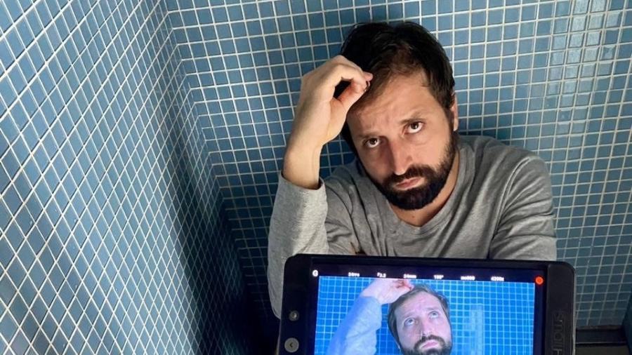 """Gregório Duvivier em """"5X Comédia"""", série do Amazon Prime Video - divulgação/Prime Video"""