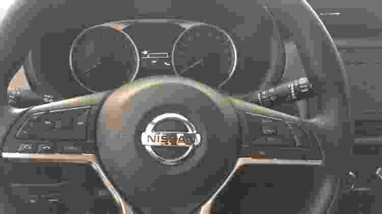 Nissan Kicks 2022 volante - Reprodução - Reprodução